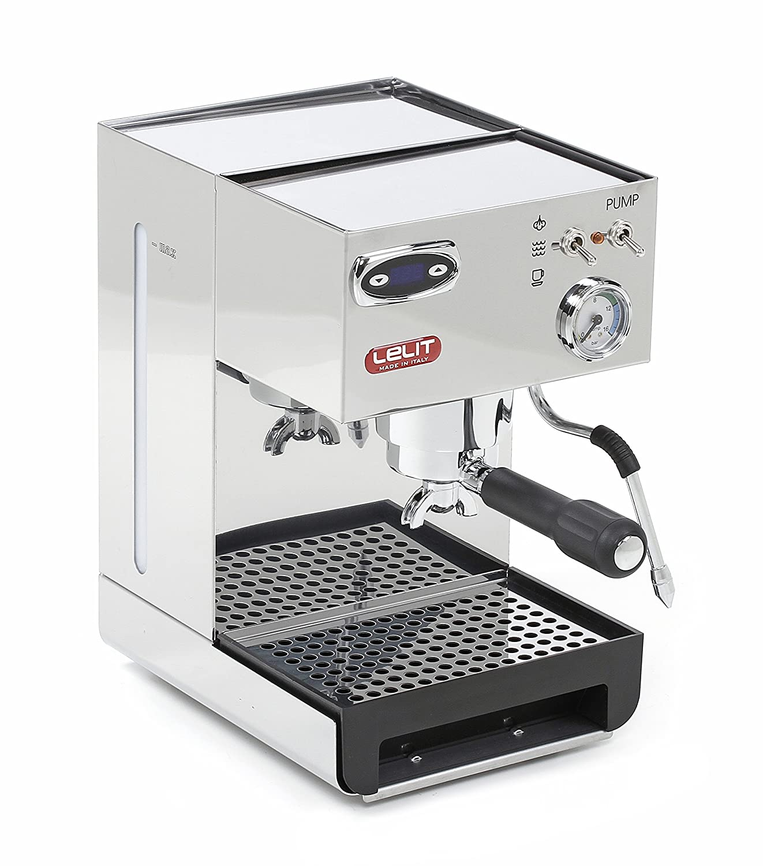Espresso Siebträgermaschine Lelit PL 41 TEM