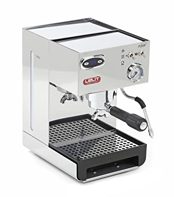 Lelit PL 41 TEM Espressomaschine mit Siebträger
