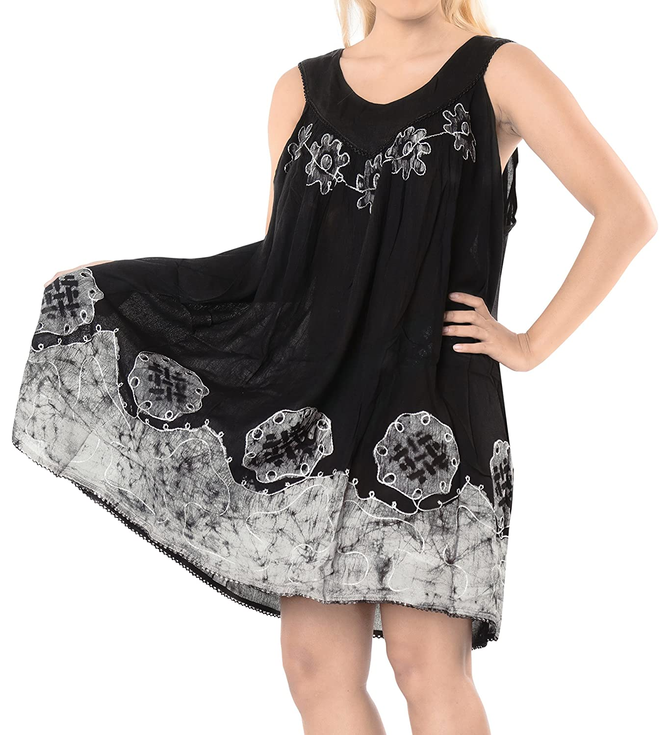 cceac191b5bc Enjoy Beach, Breeze and Nature with La Leela\'s VIBRANT BEACH COLLECTION and  stay calm and classy! ==> Clothing Type : Casual Beach Dress