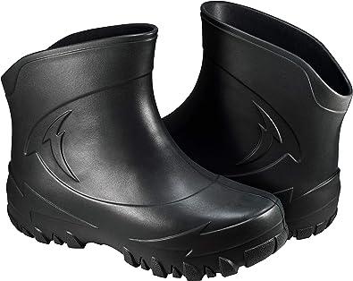 Clogs Short Rain Boots for Men