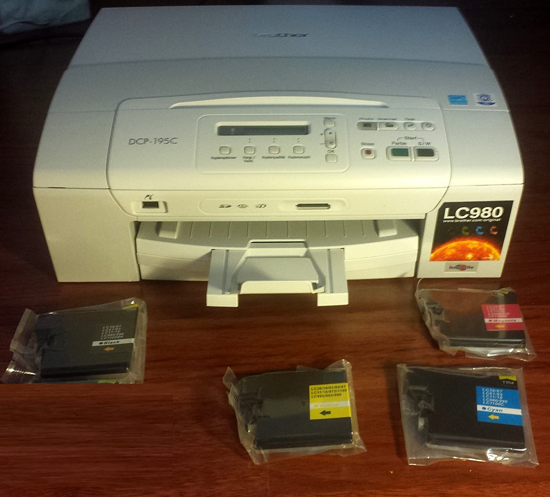 Brother DCP-195C - Dispositivo multifunción (impresora ...
