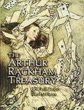 The Arthur Rackham Treasury: 86 Full-color Illustrations