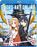 Sword Art Online Part 1 (Episodes 1-7) Blu-ray