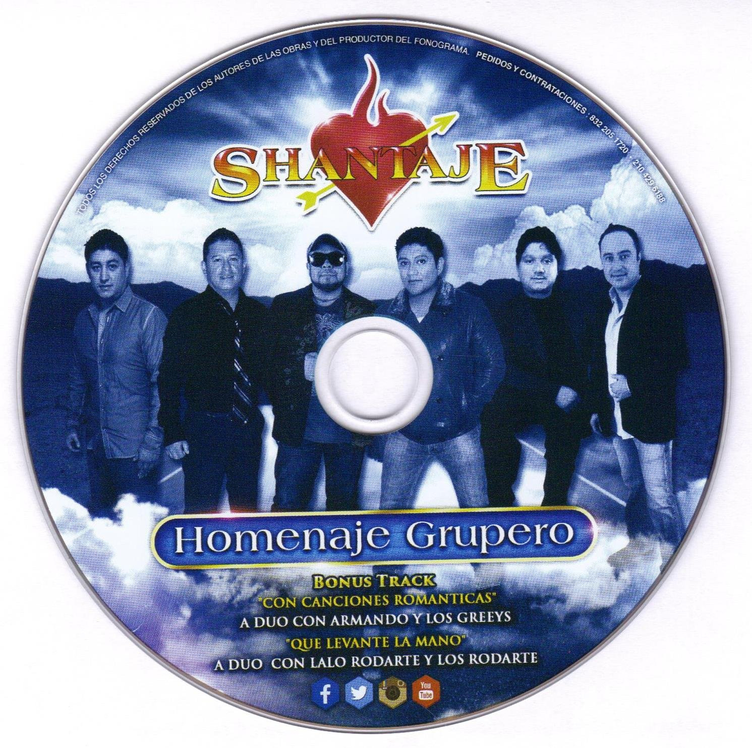 Shantaje...Homenaje Grupero... by 2015 MJ Estudios