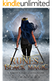 Runes of Black Magic: A Reverse Harem Urban Fantasy (A Demon's Fall series Book 3)