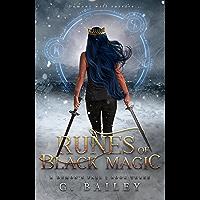 Runes of Black Magic: A Reverse Harem Urban Fantasy (A Demon's Fall series Book 3) (English Edition)