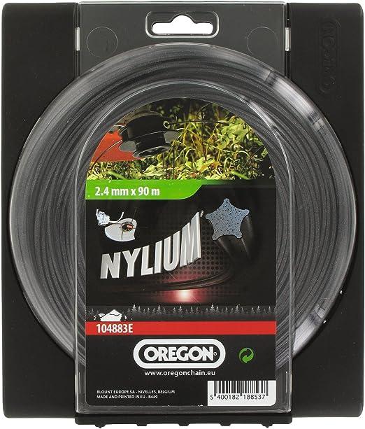9 opinioni per Oregon- Bobina di filo di nylon professionale per decespugliatore 2.4 mm x 90 m