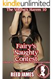 Fairy's Naughty Contest (The Viking's Harem 10): (A Harem, Werewolf, Supernatural, Fairy, Submission Erotica)