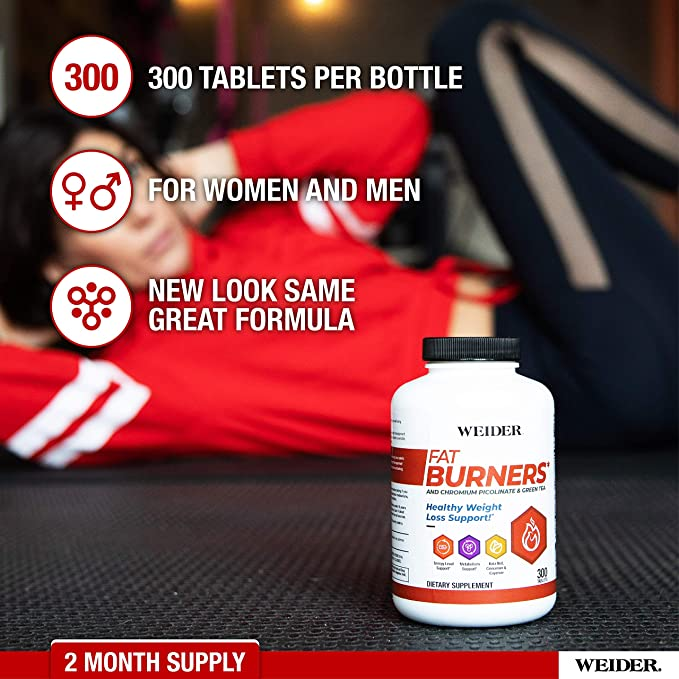 weider thermo rush fat burner reviews