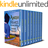 Amish Hearts Collection: 8 Book Box Set