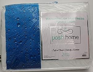 Posh Home (Queen Waterproof Mattress Protector