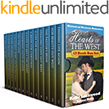Hearts of the West: Historical Western Romance 13 Book Box Set