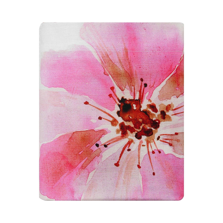 Drap Plat Parfum Satin de coton Multicolore 180 x 290 cm Essix