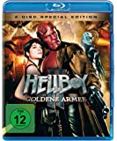 Hellboy 2 - Die goldene Armee  (+ DVD) [Blu-ray]