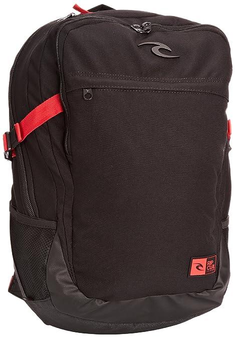 Rip Curl Backpack, Bolso Mochila para Hombre, Negro: Amazon.es: Zapatos y complementos