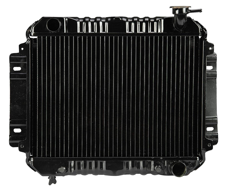Spectra Premium CU644 Complete Radiator