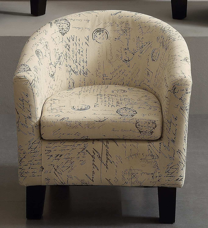 Amazon Millbury Home Florinio Arm Club Chair Contemporary