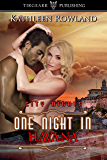 One Night in Havana: City Nights Series: #34