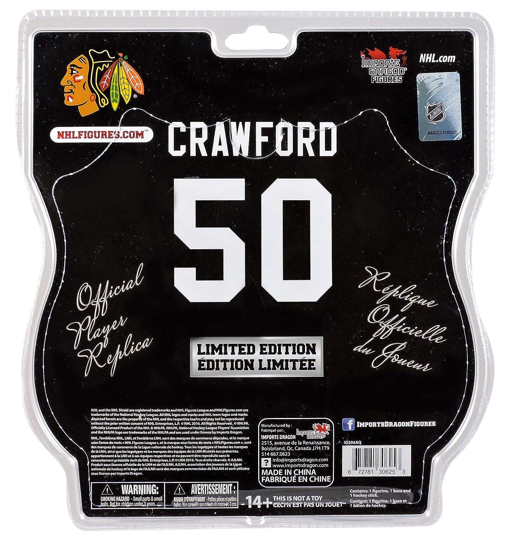 NHL Chicago Blackhawks Corey Crawford Player Replica