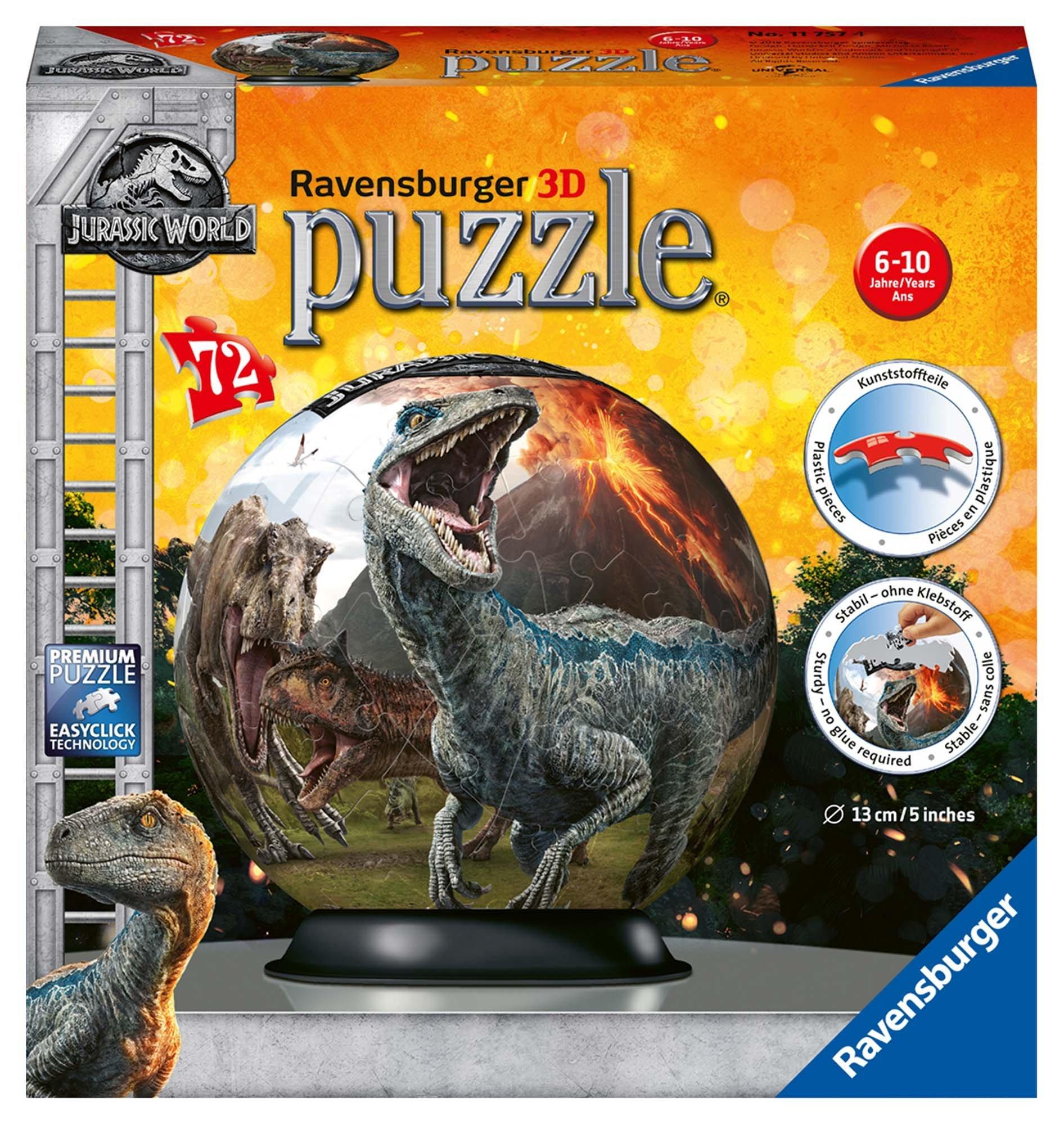 Gallery Ravensburger Jurassic World   Fallen Kingdom, 10pc 10D Jigsaw ... is free HD wallpaper.