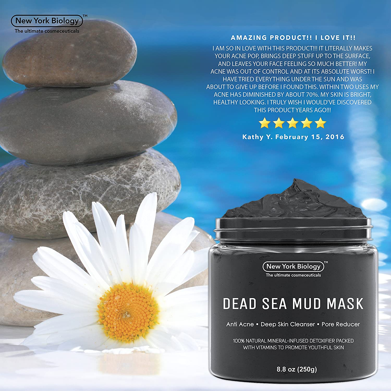 Image result for New York Biology Dead Sea Mud Mask