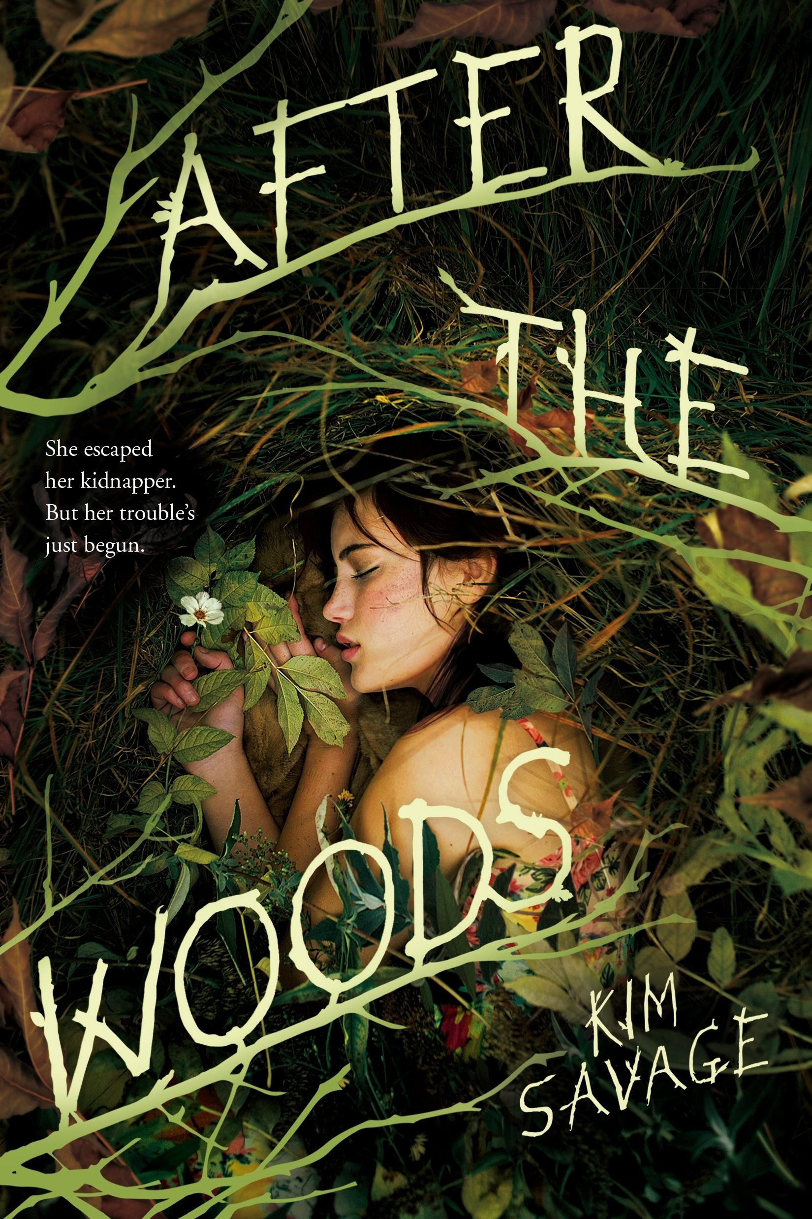 Amazon.com: After the Woods (9781250104304): Kim Savage: Books
