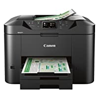 Deals on Canon MAXIFY MB2720 Wireless All-In-One Printer