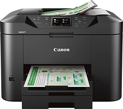 Canon Maxify Office and Business MB2720 Wireless All-in-one Printer