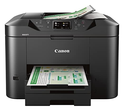Review Canon Office and Business