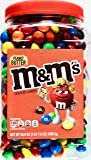 M&M's Peanut Butter Chocolate Candy, 55 Oz