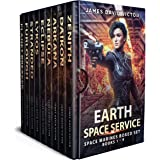 Earth Space Service Space Marines Boxed Set