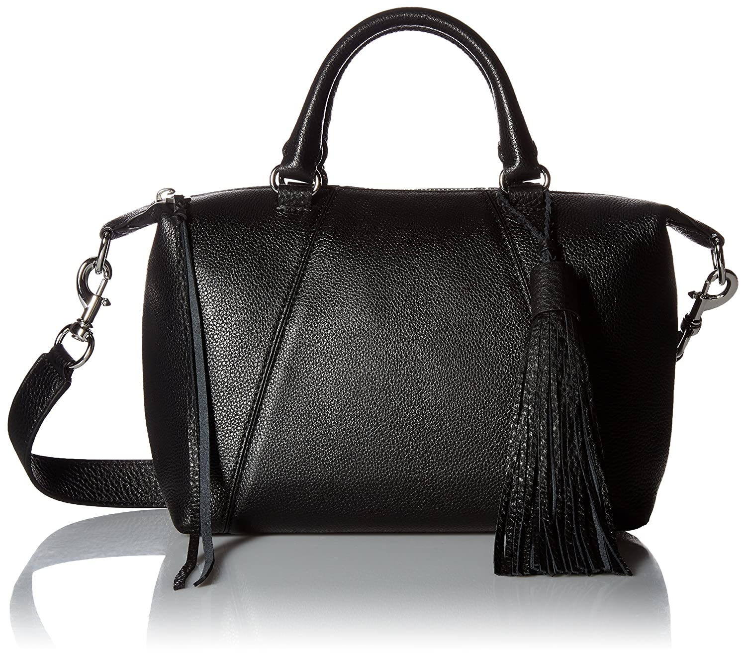Rebecca Minkoff Small Isobel Satchel Black HSP7EPBS60