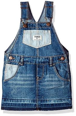 e37a40e39 Amazon.com: OshKosh B'Gosh Girls' Jumper 22008310: Clothing