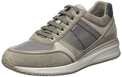 Geox U Dennie B, Baskets Basses Homme: : Chaussures Chaussures Chaussures et Sacs a7674f