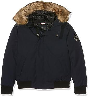 978709c80129b Le Temps des Cerises Junior BFARMERBO0000ML Veste imperméable Garçon Bleu  (Navy) 12 Ans (Taille Fabricant: XXS) Lot de: Amazon.fr: Vêtements et  accessoires