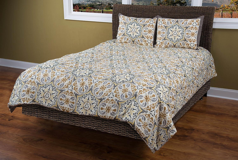 Rizzy Home Tradewind 3-Piece Comforter Set, King