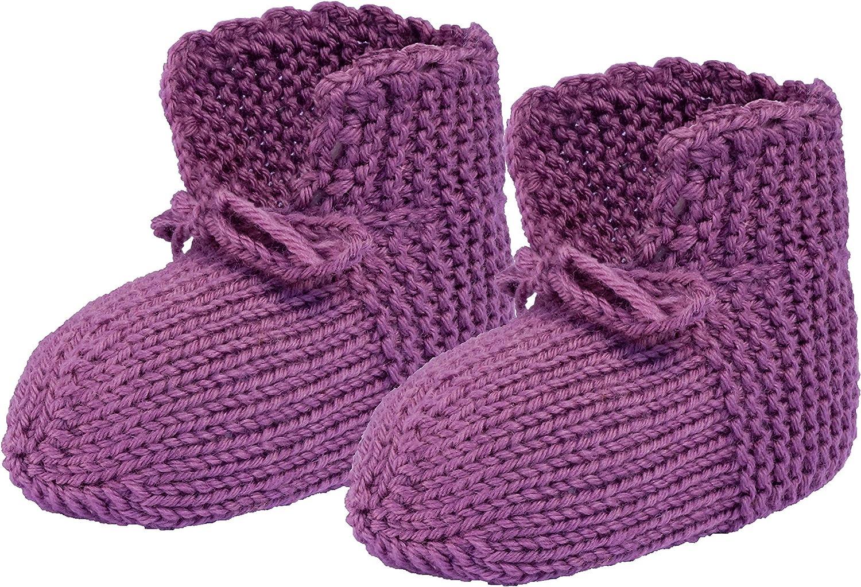 One Size//Bund 1 cm kbT LISA Baby/® Erstlingssocken Erstlingss/öckchen Baby aus 100/% Schurwolle 0-6 Monate