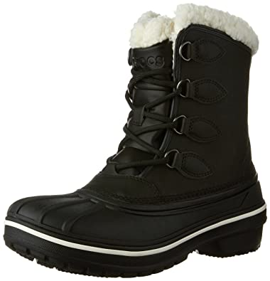 e2f237bac crocs Women s AllCast II Snow Boot