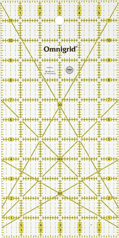 Righello universale con scala angolature 7,6/x/45,7/cm Prym