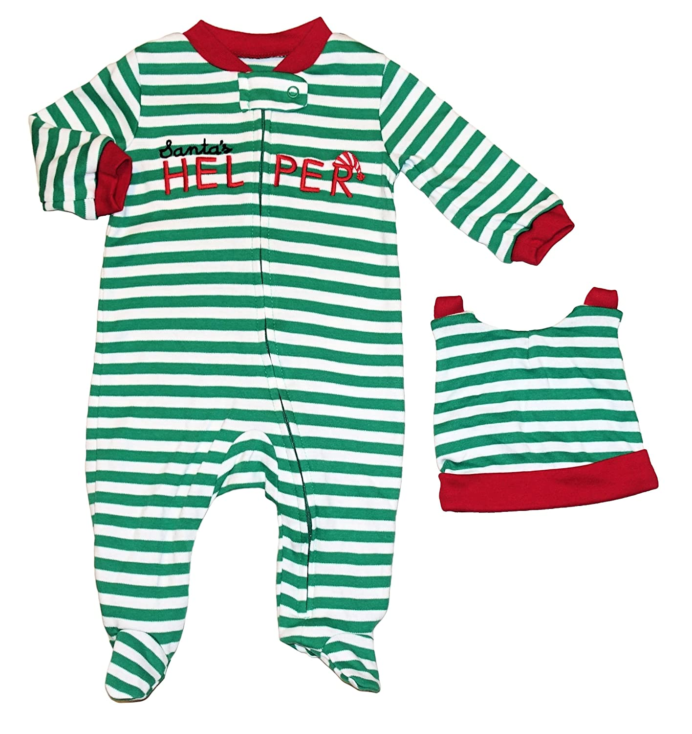 ef0c386fa1 Amazon.com  Carter s Just One Year Baby Boys  Long-Sleeve Footed Blanket  Sleeper (3 Months)  Clothing