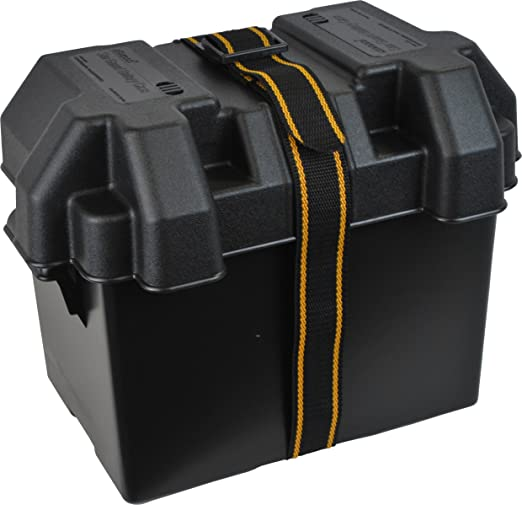 attwood 9082-1 Small Battery Box U1 Vented