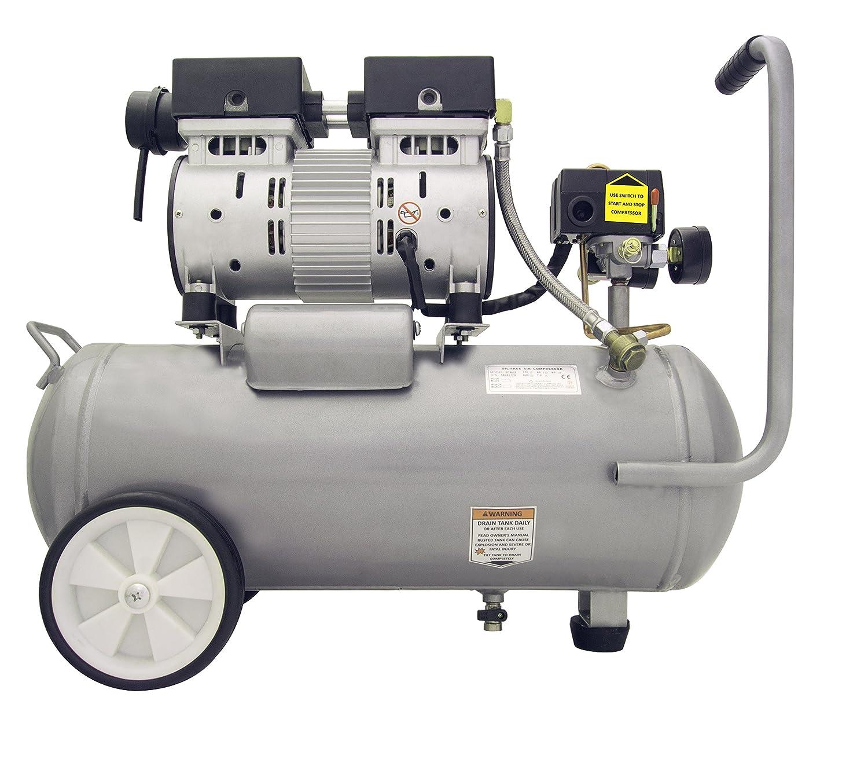 California Air Tools 5510SE Ultra Quiet and Oil-Free 1.0-HP 5.5-Gallon  Steel Tank Air Compressor - - Amazon.com