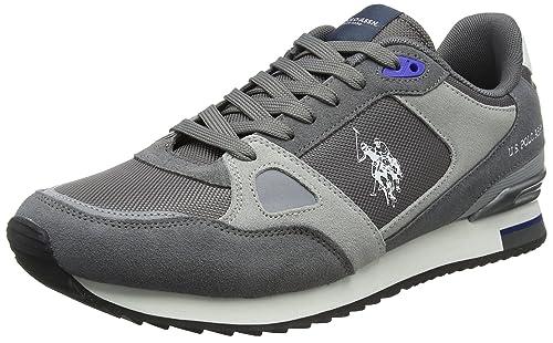 U.S. Polo Assn. Trev Sneaker Uomo 074f18b9bc7