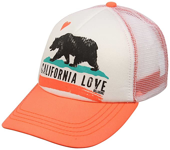 d9747a6cecd53 Image Unavailable. Image not available for. Color  Billabong Pitstop Women s  Trucker Hat ...