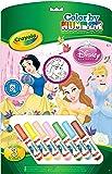 Crayola 55522 - Colorear Por Números : Princesas