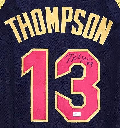 innovative design 9a167 11d7b Tristan Thompson Cleveland Cavaliers Signed Autographed ...