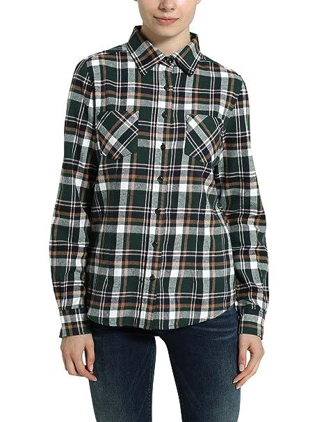 Blusas de moda franela
