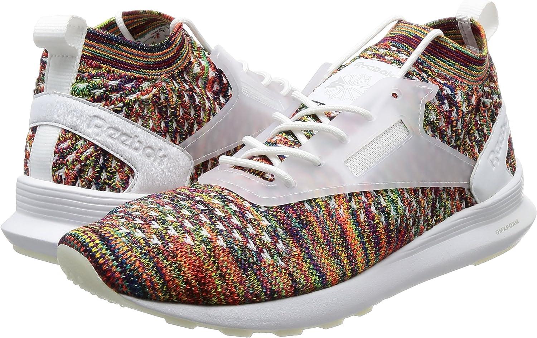 Reebok Zoku Runner ultk ultraknit Multi Mens Sneakers Classics Shoes bs7840