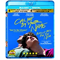 Call Me by Your Name [Blu-ray] (Bilingual)