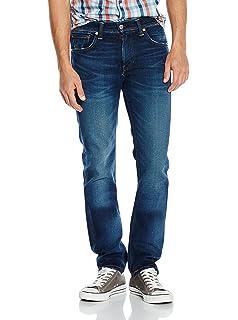 Levi s Pantalón 511 Slim Azul Medio W36L34  Amazon.es  Ropa y accesorios d3fe299680c
